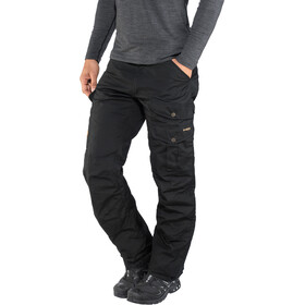 Fjällräven Barents Pro Broek Heren, black-black